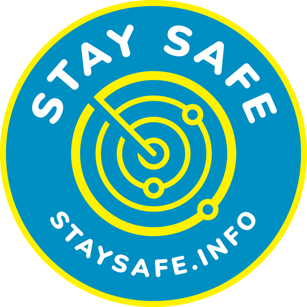 StaySafe Logo Colour